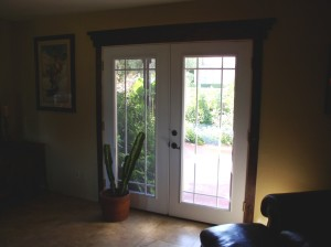 Patio Doors. Affordable Home Improvement