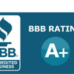 A+ rating w/ BBB!