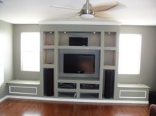 Entertainment Centers Affordable Home Improvements